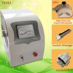 Buy cheap Beauty Spa Body Slimming HIFU Machine With Multi - Polar RF Vacuum Cavitational System from wholesalers