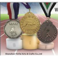 Buy cheap Factory manufacturer professional custom medal/metal medal from wholesalers