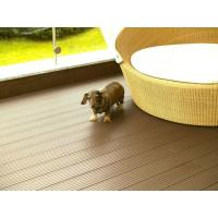 Buy cheap Anti - UV Engineered WPC Deck Flooring For Landscape Materials Polishing Treatment from wholesalers
