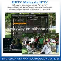 Buy cheap Malaysia astro hdtv apk for Malaysia Singapore market better than MyIPTV apk from wholesalers