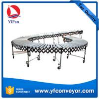 Buy cheap Gravity Roller Conveyor,Flexible Roller Conveyor from wholesalers