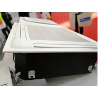 Buy cheap Brushless DC Motor Air Conditioner Cassette Unit With Build In Electrical Box from wholesalers