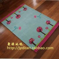 Buy cheap 100%wool area rugs for grils room / acrylic children carpet/ kids rug from wholesalers