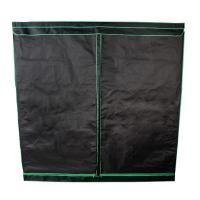 Buy cheap 8×8 Feet High Reflective Hydroponics Outdoor Grow Tent for Plant Growth in Greenhouse from wholesalers