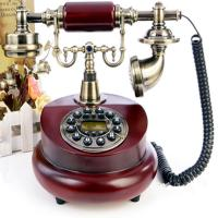 Buy cheap Wood Material Home Desk Telephone from wholesalers