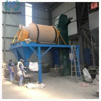 Buy cheap Blue Dry Mortar Production Line , 2-10 t/h Ceramic Tile Adhesive Mixing Machine from wholesalers