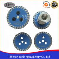 Buy cheap 50mm  75mm Diamond Stone Cutting Blades with M14 Flange for Granite Cutting and Carving from wholesalers
