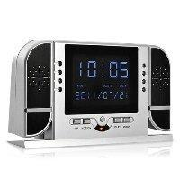 Buy cheap Wholesale HD Spy Camera Alarm Clock with Nightvision from wholesalers