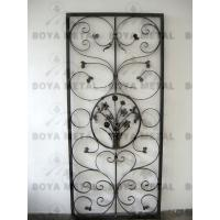 Buy cheap Ornamental Forged Iron Door from wholesalers