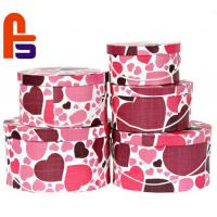 Buy cheap Beautiful Cardboard Gift Boxes Craft Paper Materials 100gsm - 300gsm With Handle from wholesalers