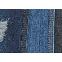 Buy cheap 8OZ To 13OZ Soft Stretch Denim Fabric Woven Technics SGS Certification from wholesalers