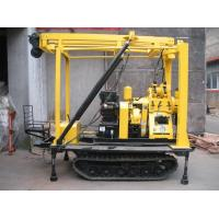 Buy cheap YZJ-300 Crawler Mounted Core Drilling Rig from wholesalers