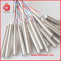 Buy cheap Tubular Electric Industrial Heating Element Immersion swaged Cartridge heater from wholesalers