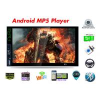 Buy cheap Android System Car Stereo Mp5 Player Double Layer With HD 7 Inch Digital Screen from wholesalers