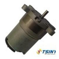 Buy cheap DC geared motor with reduction gearbox from wholesalers
