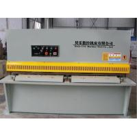 Buy cheap QC12Y-16*6000 Domestic most professional cutting machine manufacturers from wholesalers