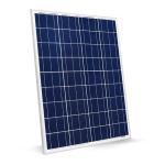 Buy cheap Solar Light Power Polycrystalline Solar Panel , 12v 80w Solar Panel Kit from wholesalers