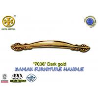 Buy cheap Leya 7007 spec 64/96/128mm metal cabinet handle zinc alloy furnituer hardware dark gold from wholesalers
