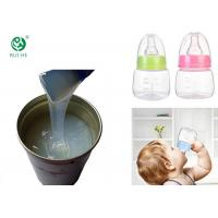 Buy cheap Baby's Bottles Food Grade Liquid Silicone Rubber 6250-30 FDA Certificate High Temperature Food Grade Silicone from wholesalers