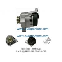Buy cheap 63321600 63321605  - MARELLI Alternator 12V 65A Alternadores from Wholesalers