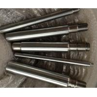 Buy cheap CK45 Chrome Plated Hydraulic Cylinder Shaft Induction Hardened from wholesalers
