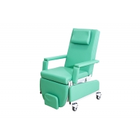 Buy cheap Hospital CPR Function Patient Electric Hemodialysis Chair Adjustable Headrest from wholesalers