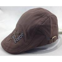Buy cheap Custom Embroidered Duckbill Ivy Cap Cotton Plain Kangol Hats For Men from wholesalers
