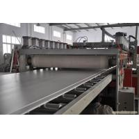 Buy cheap Wood Plastic Board Extrusion Line , Plastic Extrusion Machinery from wholesalers