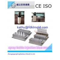Buy cheap FD best price plastic spray bottle injeciton blow mold for IBM from wholesalers