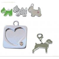Buy cheap .hanging Dog /pet Tags.paw/dog/bone Tags . Necklace Pendants . from wholesalers