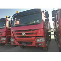 Buy cheap 6*4 HOWO Heavy Dump Truck, Tipper Truck 371HP For Gravel Transport from wholesalers