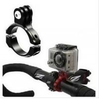 Buy cheap Gopro Mount Accessories Aluminum 31.8mm Bicycle Bike Go Pro Handlebar Mount Bracket from wholesalers