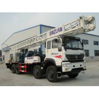 Buy cheap water well drilling rigs / piling rigs BZC-600CCA from wholesalers