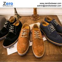 Buy cheap 2014 hot men leather shoes suede shoes A448 formal leather shoes from wholesalers