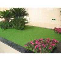 Buy cheap 2200Dtex 10mm Natural Appearance Indoor Artificial Grass for Gardens Decoration from wholesalers