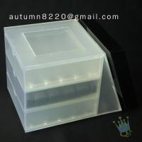 Buy cheap BO (25) acrylic suggestion box from wholesalers