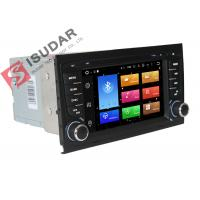 Buy cheap Octa Core 64bit Processor 2 Din Car Dvd Player Audi A4 Head Unit Supports 4K Video from wholesalers