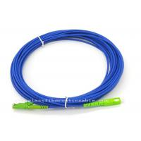 Buy cheap Tight Buffer Fiber Armoured 12 Cores Glass Fiber Optic Cable Armored Central Tube FO Cable from wholesalers