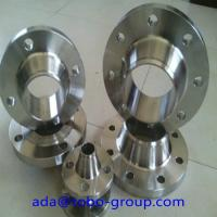 Buy cheap Annealed 8'' Stainless Steel Flange For Welding Tube 300LB DN15~1500 from wholesalers