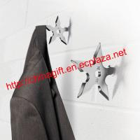 Buy cheap Ninja Star Coat Hook from wholesalers