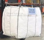 Buy cheap superior quality polypropylene jumbo bag,polyethylene sandbags scrap woven pp bulk bag, pp big jumbo bag for sand, pack from wholesalers