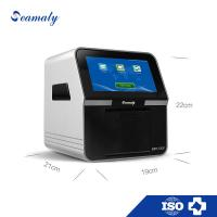 Buy cheap Fully Automated Veterinary Biochemistry Analyzer With Aluminium Alloy Case from wholesalers