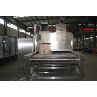 Buy cheap Industrial Continuous Peanut Baking Machine / Roaster Food Grade Hygiene from wholesalers
