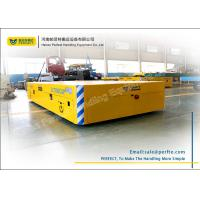 Buy cheap Custom Industry Heavy Die Transfer Cart Material Carry Trackless Tractor from wholesalers