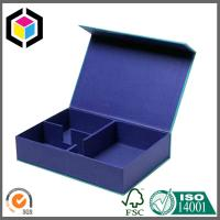 Buy cheap Glossy Blue Color Printed Packaging Gift Box; Luxury Customized Gift Box from wholesalers