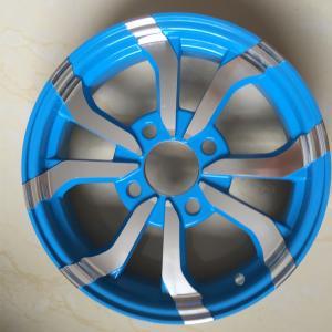 Buy cheap multi color polish aluminum rims for trucks electric