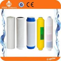 Buy cheap Granular Activated Carbon Water Filter Replacement Cartridge from wholesalers