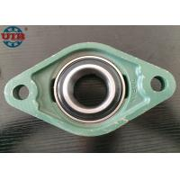 Buy cheap Pillow block bearing for agriculture machine,chrome steel Gcr15 bearing, HT250 housing UCF207 from wholesalers