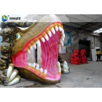 Buy cheap Dinosaur 5D Movie Theater For Mall Party Cinema With Action Rides Projector product