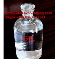 Buy cheap Raw Pharmaceutical Materials Safe Organic Solvents Colourless Liquid Gamma - Butyrolactone GBL CAS 96-48-0 from wholesalers